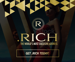 .RICH–The World's Most Exclusive Address